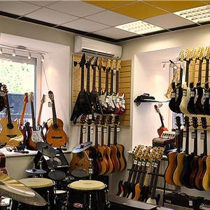 Музыкальные магазины Кохмы