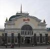 Железнодорожные вокзалы в Кохме