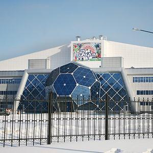Спортивные комплексы Кохмы