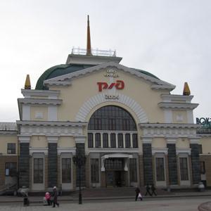 Железнодорожные вокзалы Кохмы
